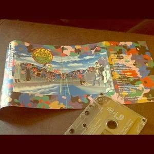 Cassette tape- PRINCE and the revolution-